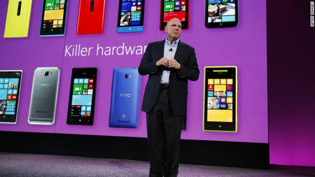 IDC: Windows Phone nun auf Platz Drei bei den Smartphones