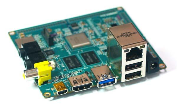 ARMBRIX Zero Entwickler-Board mit Samsung Exynos 5 ARM Cortex-A15 Dual Core