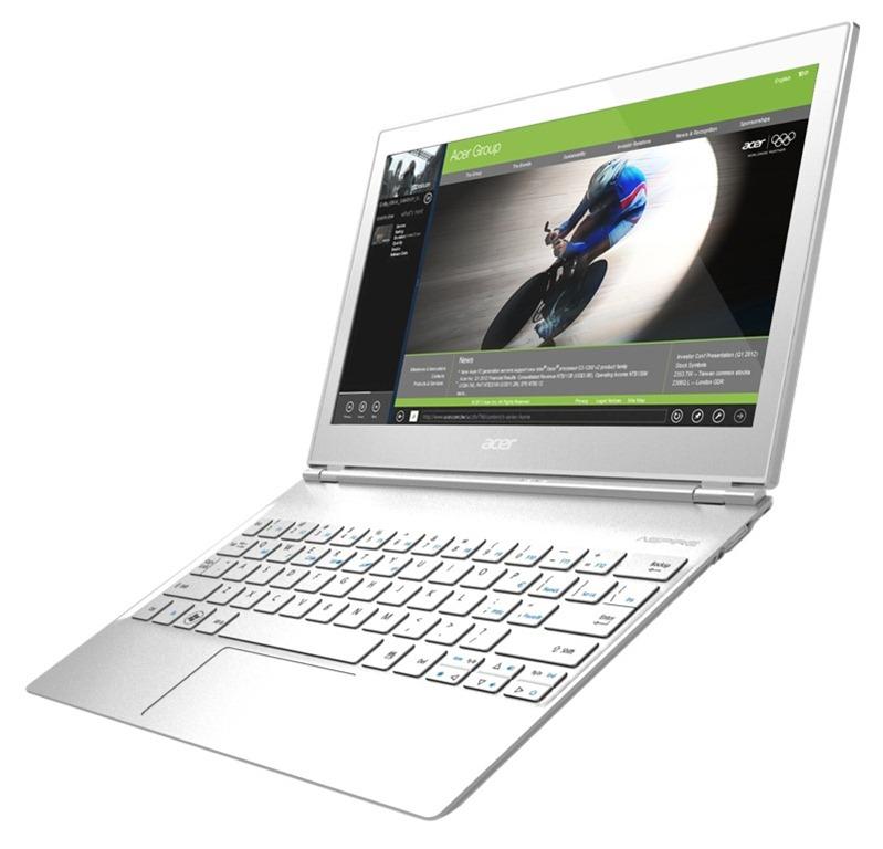 Acer plant Notebooks & Ultrabooks mit Retina-Display im Frühjahr – Prototyp mit 2880×1620 Pixeln
