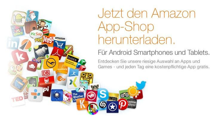 Amazon Appstore vs Apple App Store – Etappensieg für Amazon