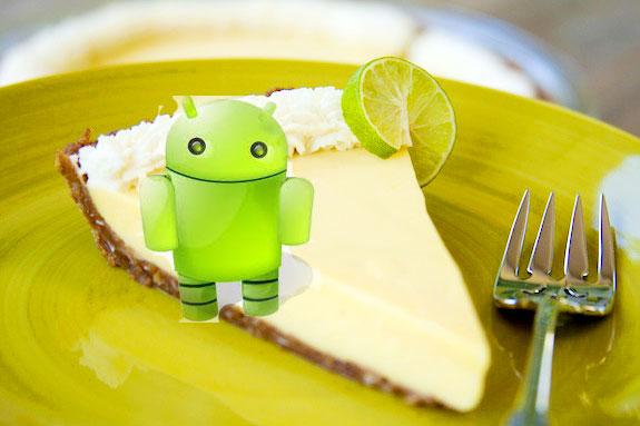 Qualcomm bestätigt Android Key Lime Pie für Q2/13 – und lernt den Streisand-Effekt kennen