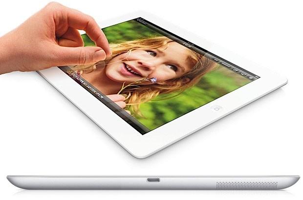 Apple iPad 4 mit 128GB steht kurz vor dem Release
