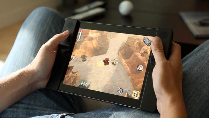 Kickstarter-Projekt: Audojo iPad Case für Gamer
