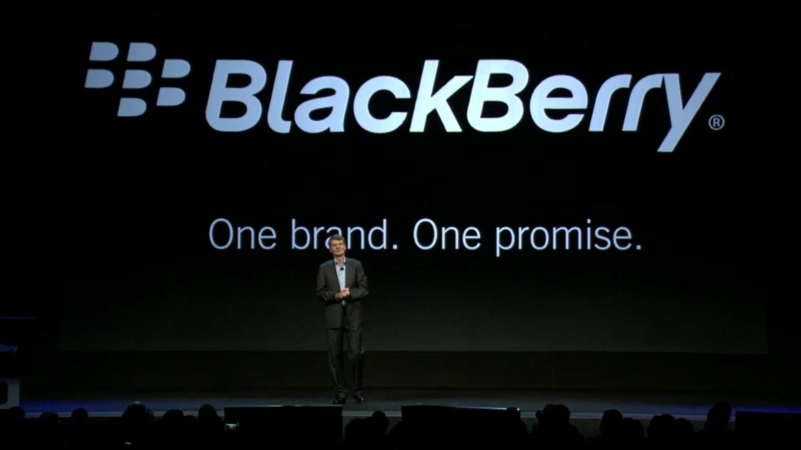 RIM benennt sich zu BlackBerry um