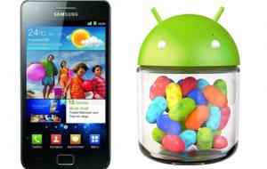Samsung Galaxy S2: Neue Infos zum Android Jelly Bean Update