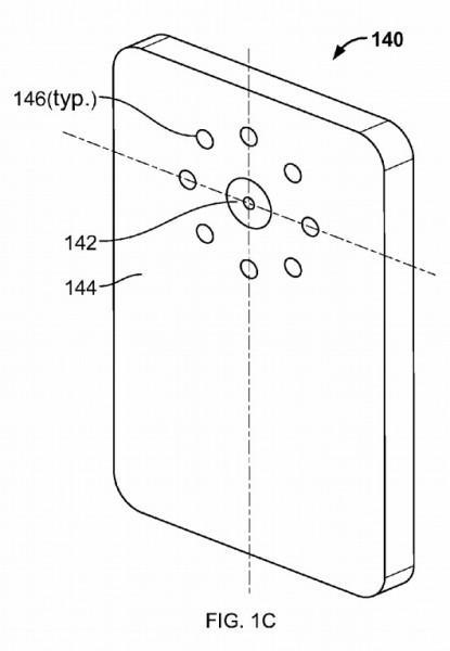 Google lässt sich Multi-LED-Blitz für bessere Fotos patentieren