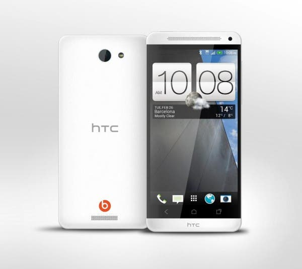 HTC M7 mit Sense 5.0 taucht auf weiteren Bildern auf