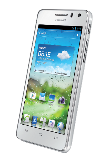 Huawei Ascend G 615: Quad Core Smartphone für 299 Euro *Update: Hands-on Videos*