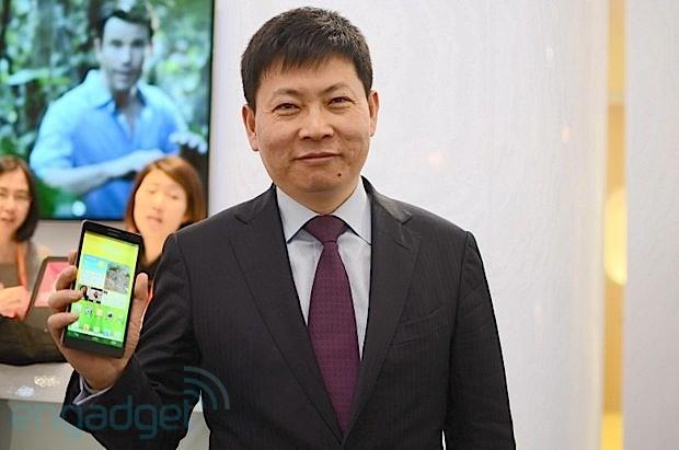 CES 2013: Huawei kündigt Acht-Kern-CPU und dünnstes Smartphone der Welt an