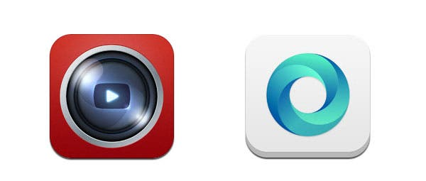 Updates für iOS Apps von Google: YouTube Capture und Google Currents