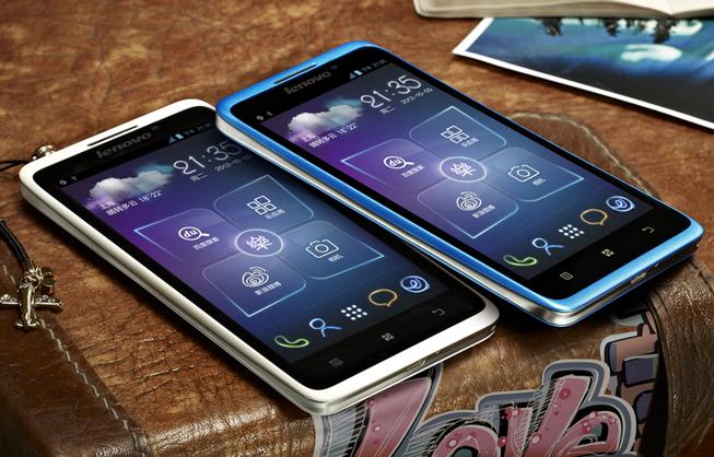 CES 2013: Günstiges 5inch Smartphone Lenovo S890 mit Dual-Core-CPU vorgestellt