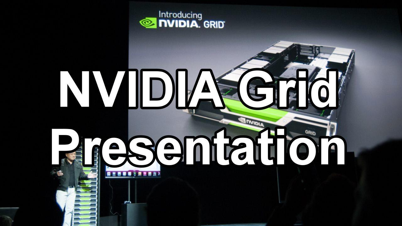NVIDIA stellt GRID-Cloud-Gaming-Plattform auf der CES 2013 vor