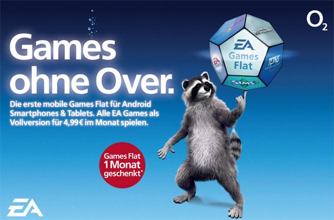 O2 und Electronic Arts bieten Games Flatrate – aber lohnt sich das?