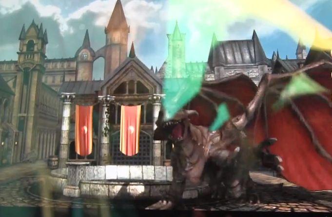 CES 2013: Spiele-Demo auf dem Qualcomm Snapdragon 800