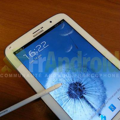 Samsung Galaxy Note 8.0: Shops bestätigen Specs, nennen Preise & Termin – Telefoniefunktion enthalten?
