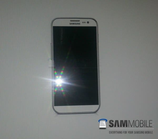 Samsung Galaxy S4 – erstes Bild?