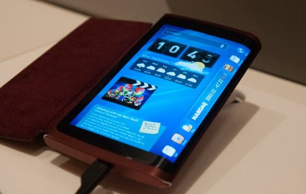 CES 2013: Samsung Youm – flexible Displays im Hands-on