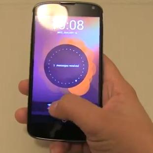 Android in Ubuntu Phone Look – mit HowTo zum Nachbauen