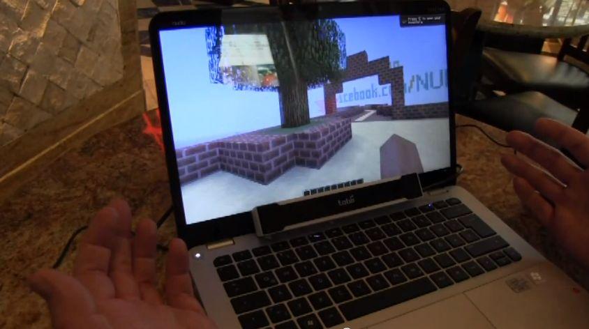 Dank Tobii Rex und 4tiitoo: ARMA 2 und Minecraft per Auge steuern