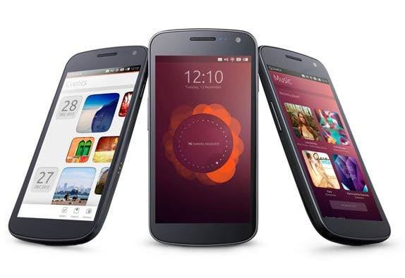 CES 2013: Ubuntu Smartphone im Walk-Through auf der CES 2013