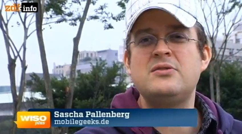 Mobilegeeks im ZDF: Tablet-Dreikampf