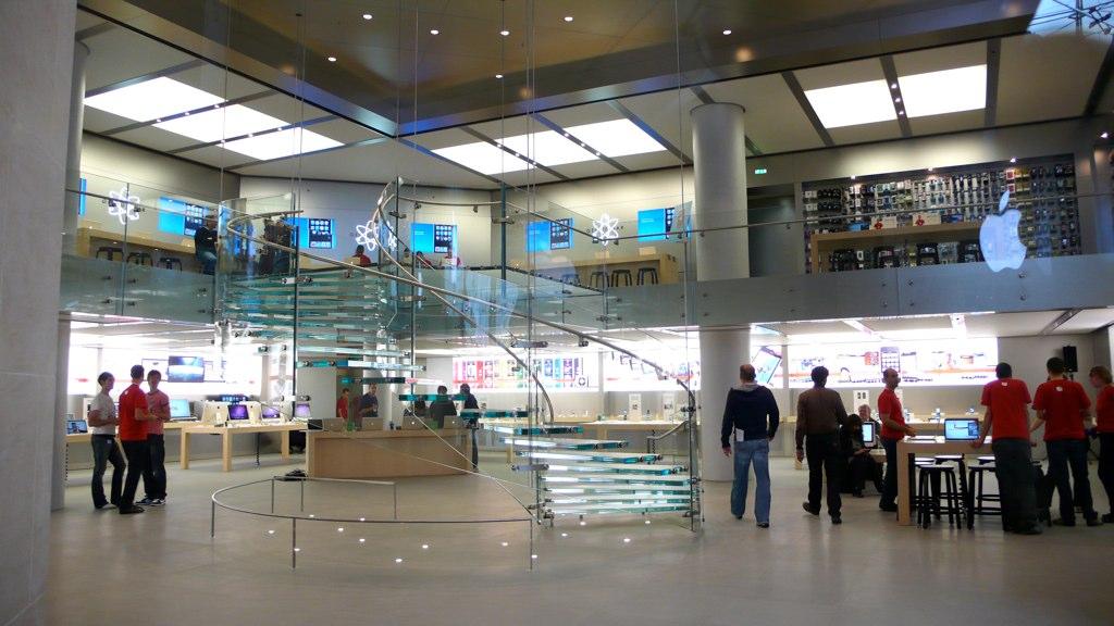 Überfall auf Apple Store in Paris – iPhones & Co für bis zu 1 Mio. Euro erbeutet
