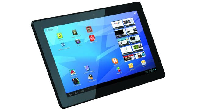CES 2013: Archos FamilyPad 2 Tablet mit 13,3 Zoll Display & Android 4.1 im Hands-on-Video