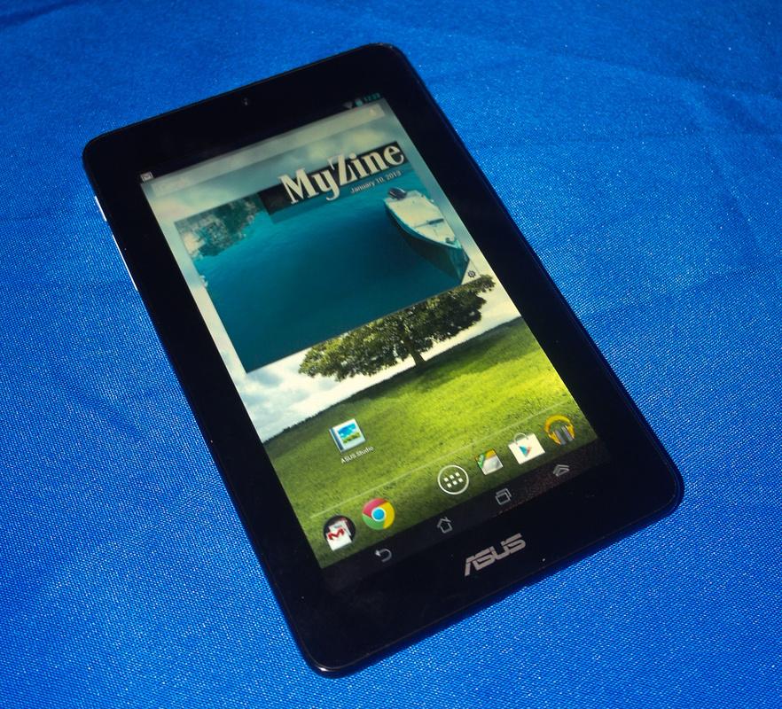 Videos: ASUS MeMO Pad 7 ME-172V Billig-Tablet im Vergleich mit Google Nexus 7 & Samsung Galaxy Tab 2 7.0