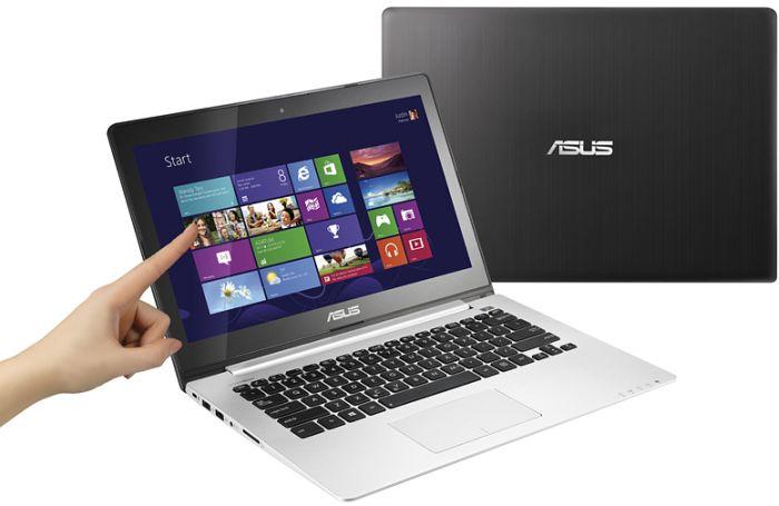 ASUS VivoBook S300: Günstiges 13.3inch Touch-Notebook mit Windows 8 in Kürze verfügbar