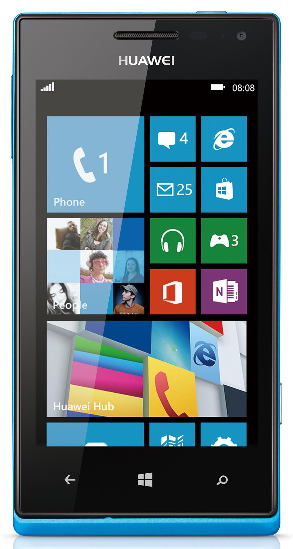 Huawei Ascend W1 mit Windows Phone 8 kommt für 219 Euro