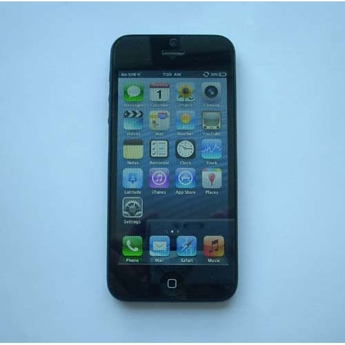 "Video: iPhone 5 Klon aus China mit Retina-Display, Quad-Core & Android 4.2 ""Jelly Bean"""