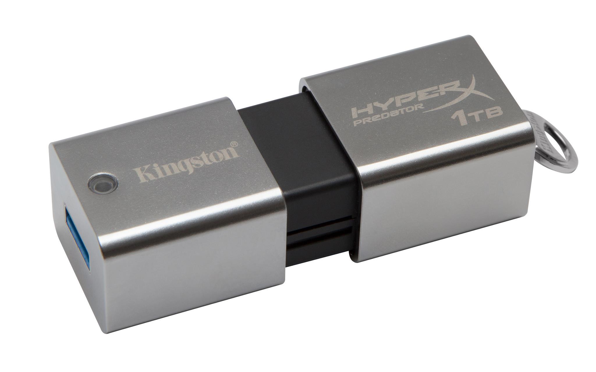 CES 2013: Kingston bringt USB-Stick mit 1 Terabyte & SSD-ähnlicher Geschwindigkeit