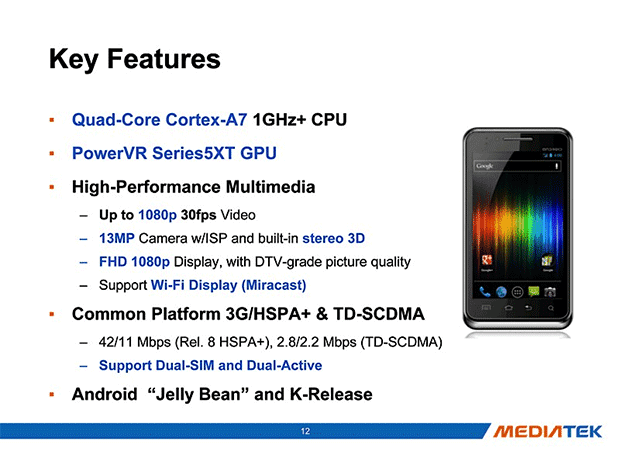 MediaTek senkt Preise für Quad-Core Smartphone-CPUs – Geräte bald noch günstiger