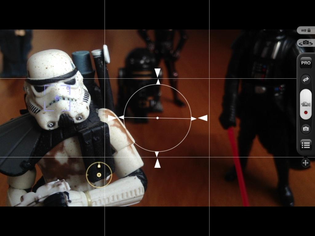 ProCamera HD – Getestet mit dem iPad Mini
