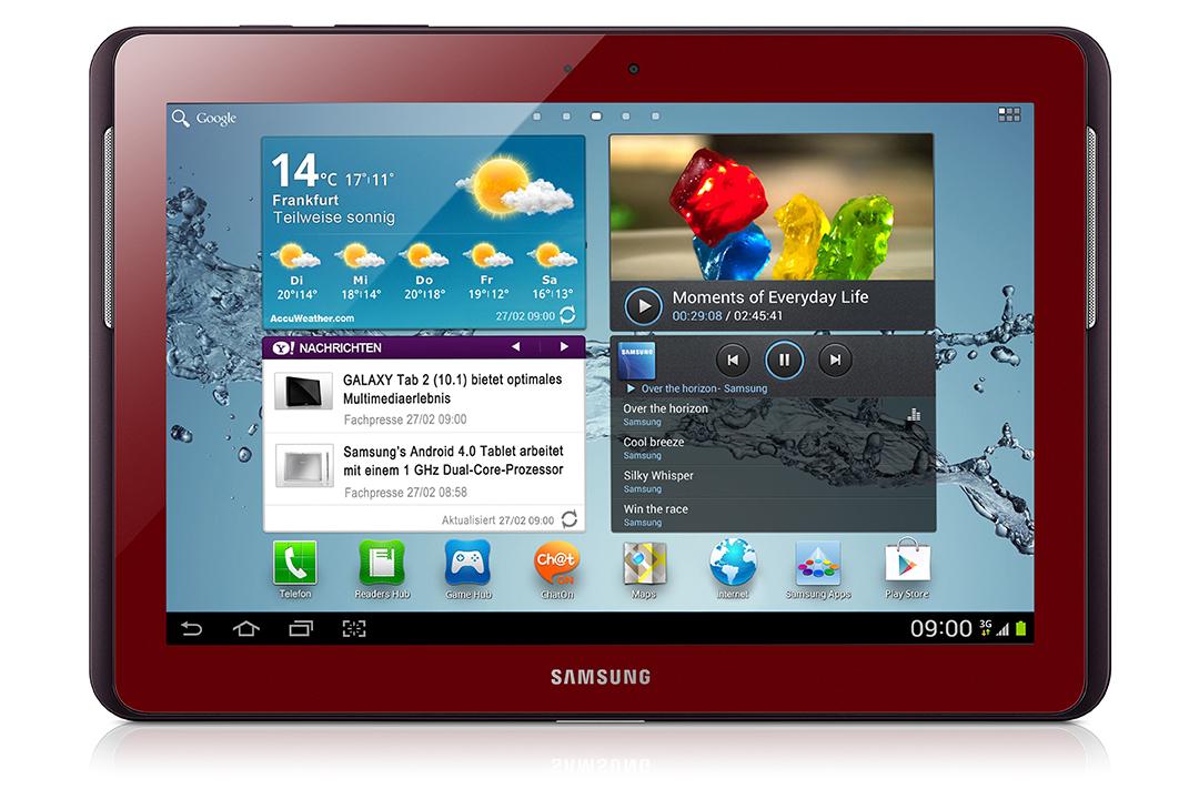 Niederlande: Apple verliert Patentklage gegen Samsung Galaxy Tab 10.1