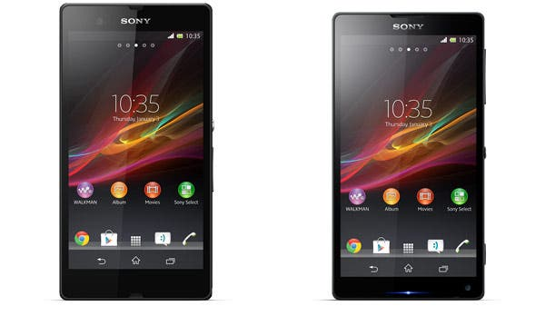 Sony Xperia Z 'Yuga' und Sony Xperia ZL 'Odin' tauchen auf Pressefotos auf *Update*