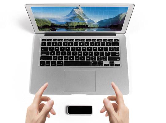 ASUS rüstet PCs mit Leap 3D-Bewegungssteuerung aus