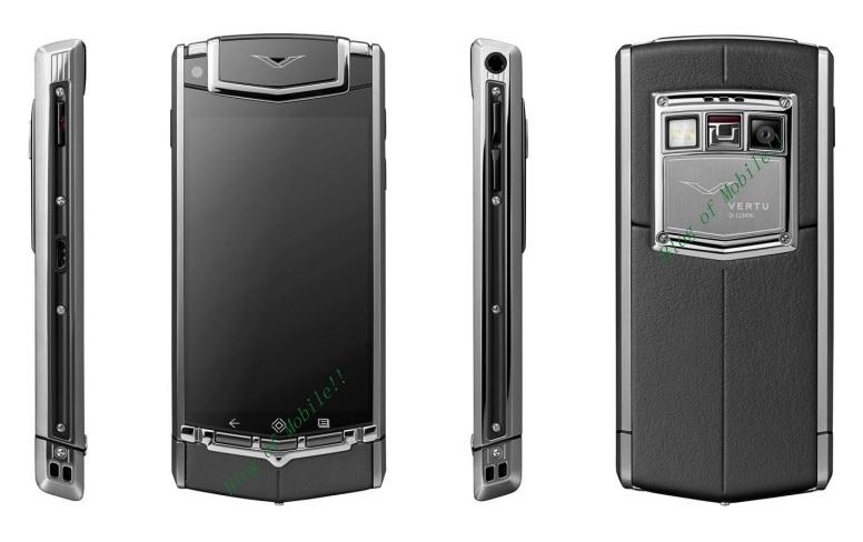 Vertu Ti: Erstes Android-Smartphone von Nokias früherer Luxusmarke