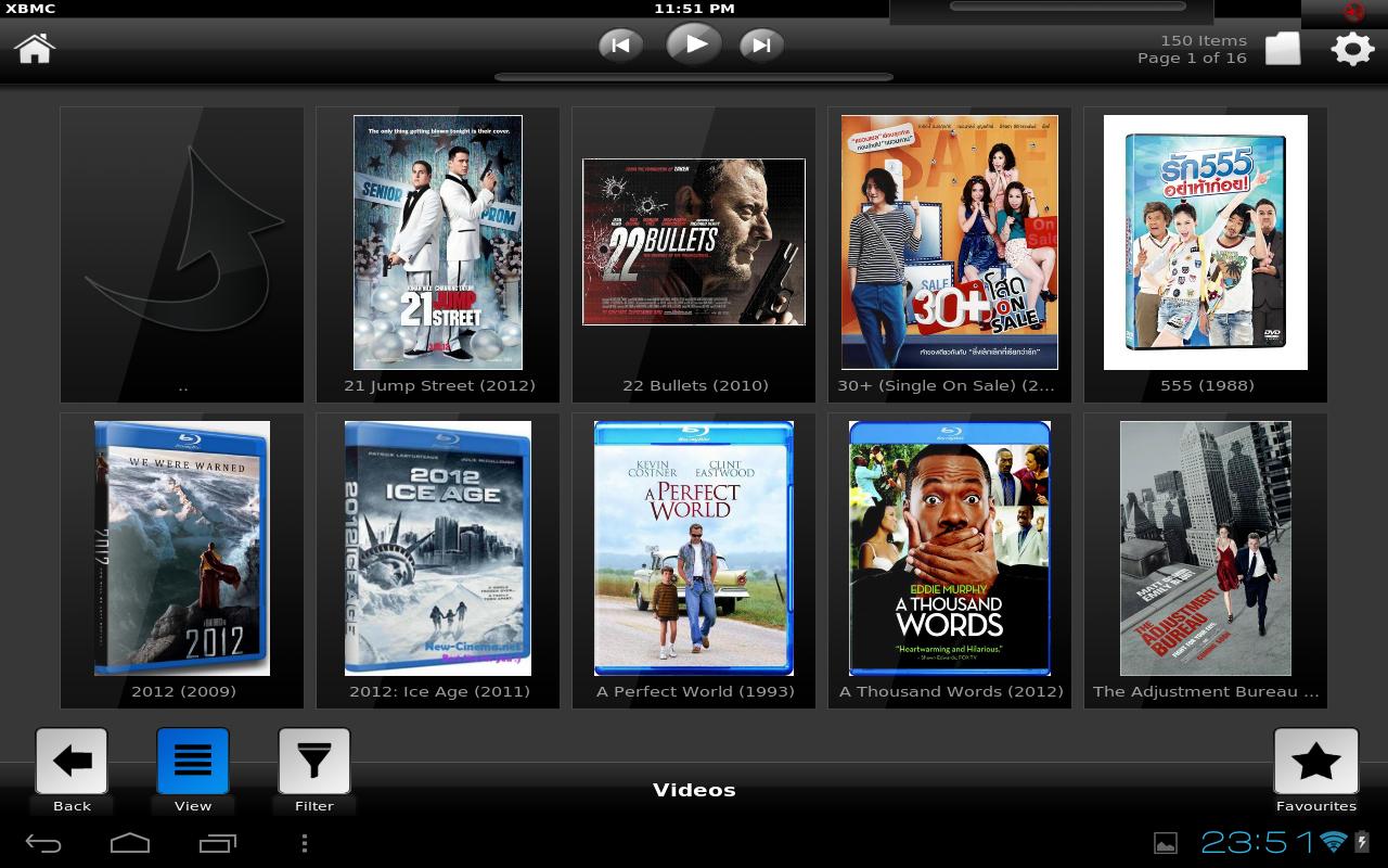 XBMC macht Android-Geräte zum Media Center mit Streaming – Installations-Anleitung