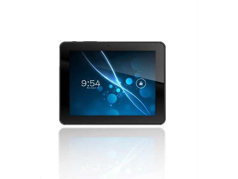 ZTE V81: Günstiges 8inch-Tablet im 4:3-Format mit Dual Core-CPU & integriertem UMTS-Modem
