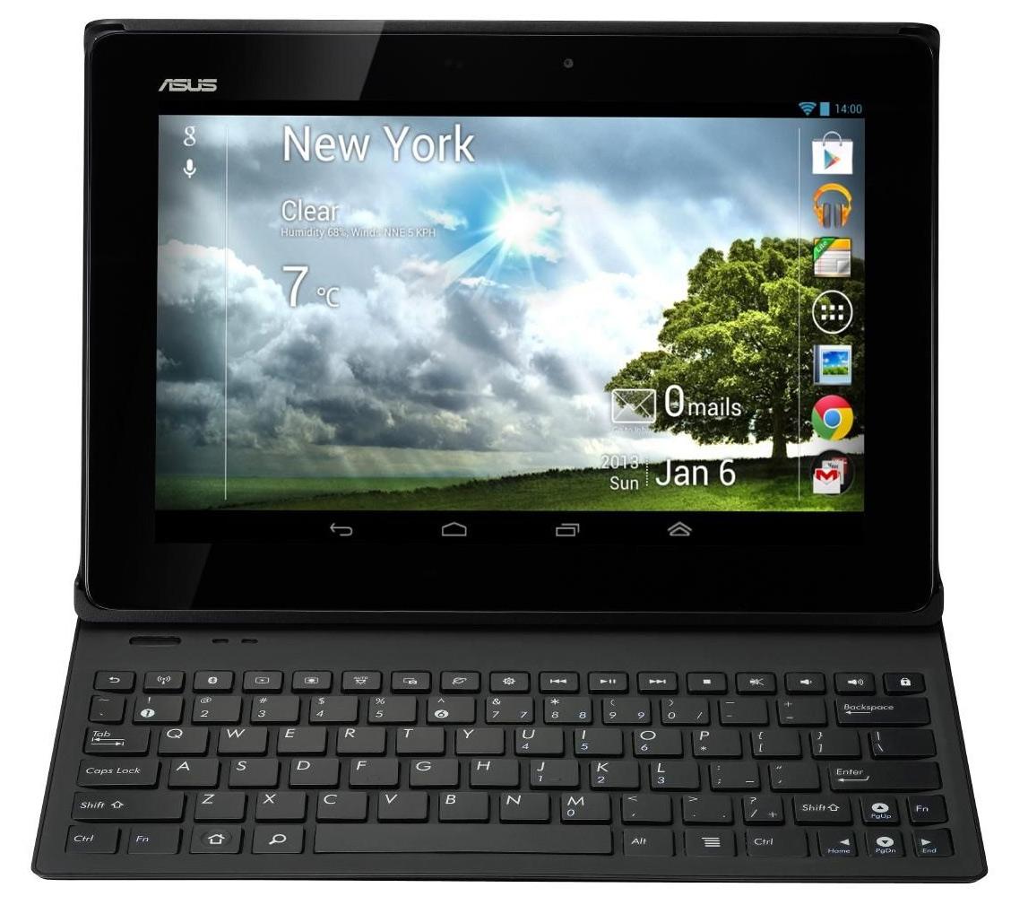 ASUS MeMO Pad Smart ME301T: Key Folio Tastatur-Cover aufgetaucht & neues Vorstellungsvideo