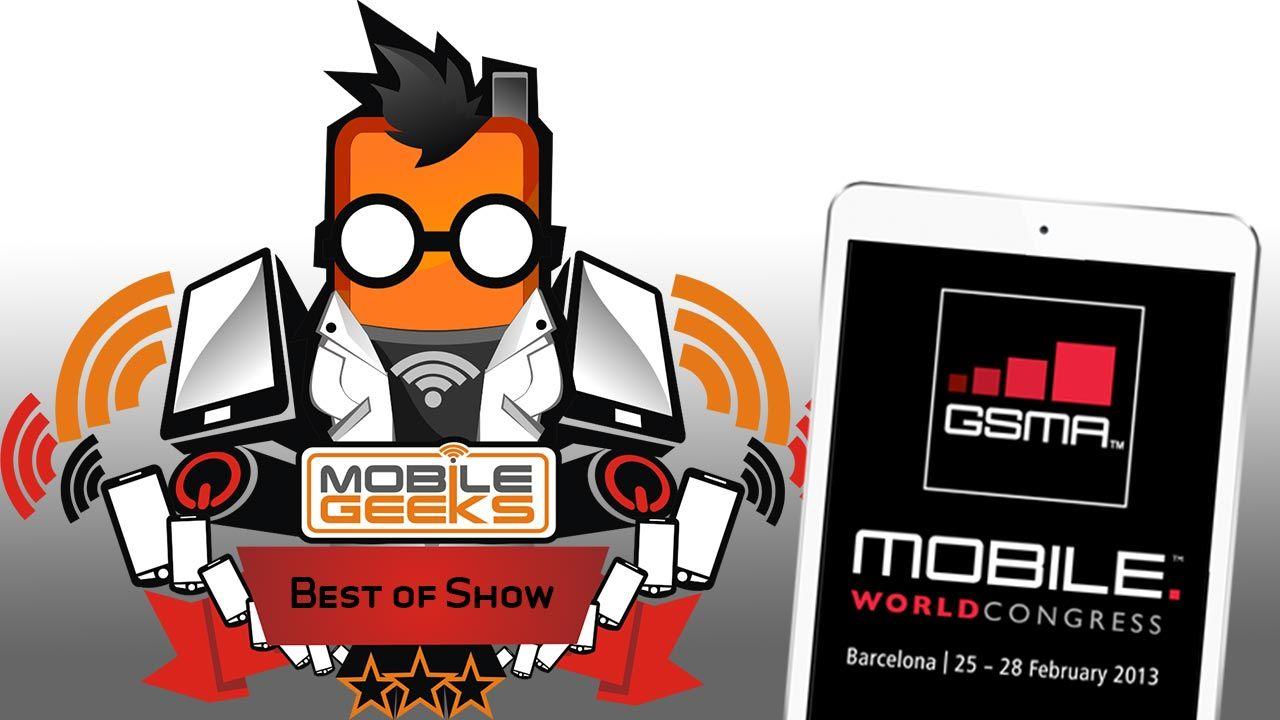 MWC: Das sind alle Preisträger der Mobile Geeks Awards *Update: Video*