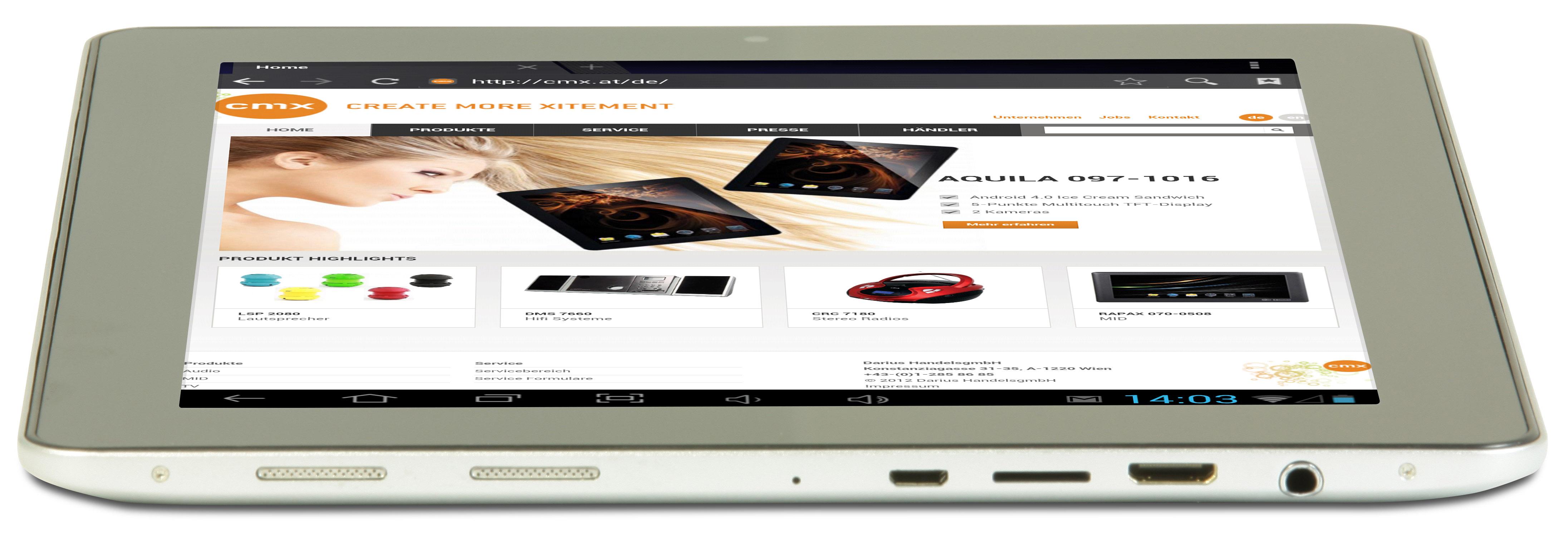 cmx Clanga 097 angekündigt – Quad-Core A31, Retina-Display & Android 4.1 – Weitere Variante des Onda V972