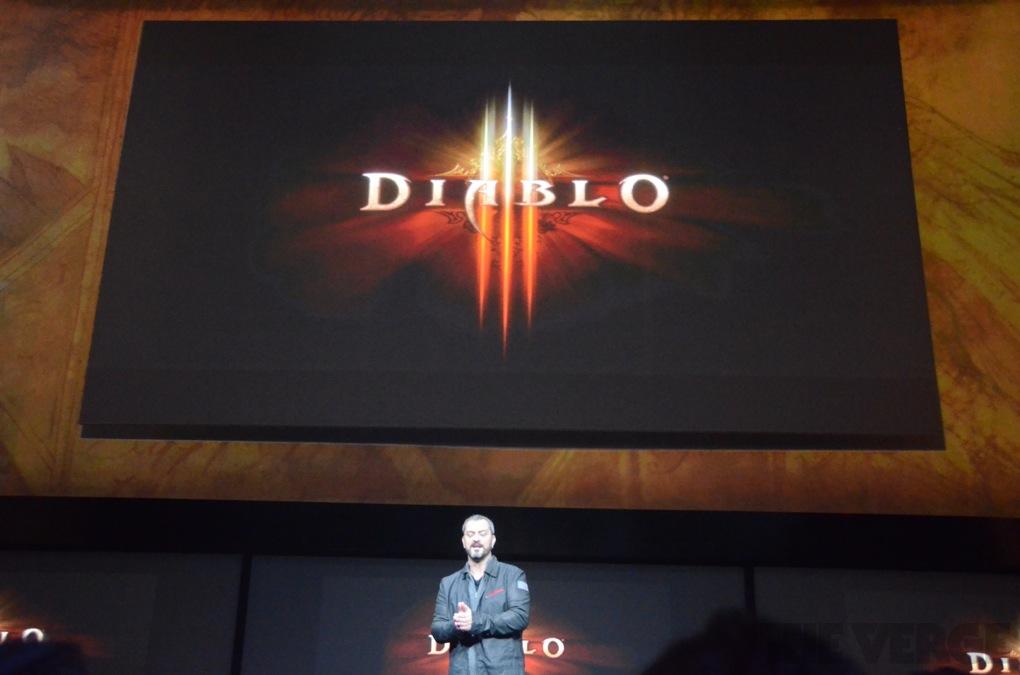 Diablo 3 PS4 Sony PlayStation 4 für Weihnachten 2013 angekündigt