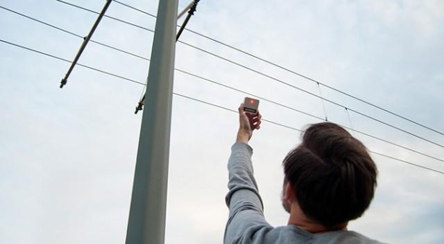 Electromagnetic Harvester: Deutscher Student zapft Strom durch die Luft ab