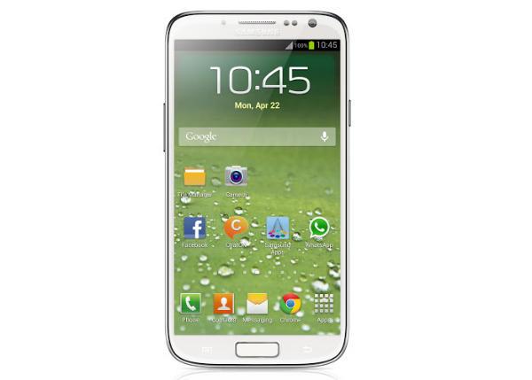 Samsung Galaxy S IV: Mit Home-Button und Gestensteuerung
