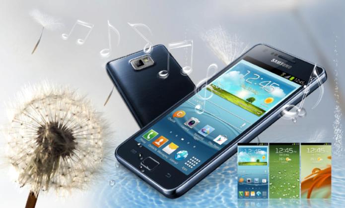 Samsung Galaxy S2 Plus jetzt in Deutschland erhaeltlich