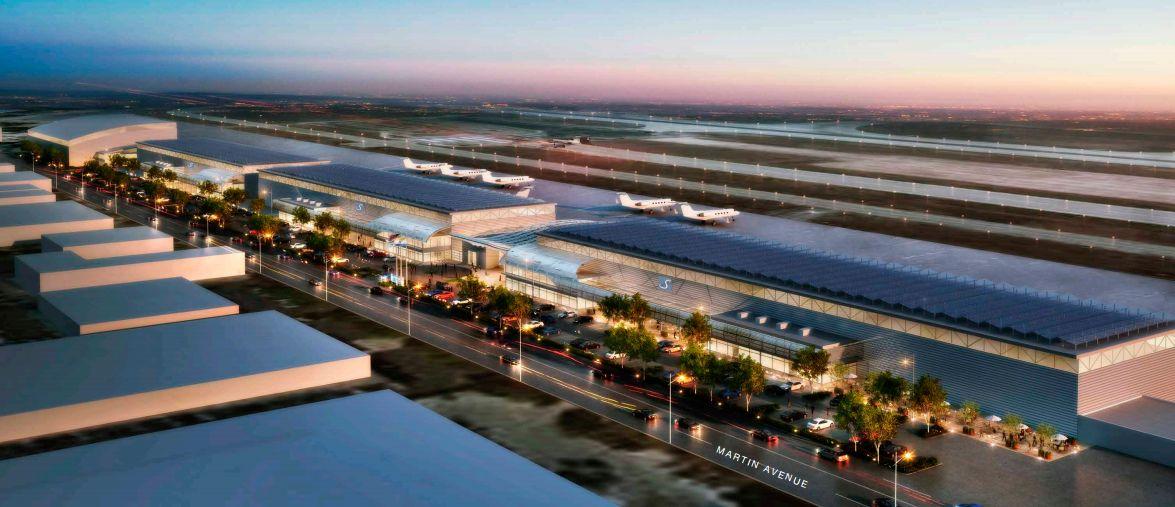 Google baut in San José einen eigenen Flughafen