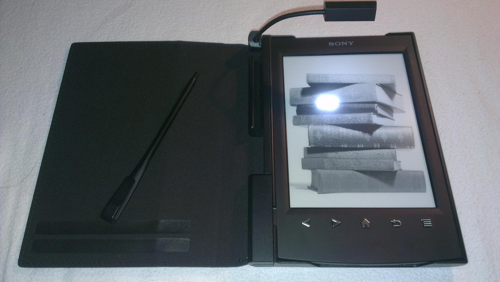 Erfahrungsbericht: Sony PRS-T2 eBook-Reader
