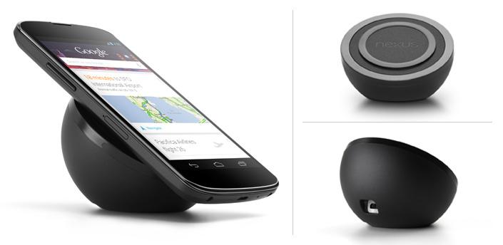 Nexus 4: Charging Orb kabelloses Ladegerät in den USA erhältlich
